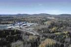 Holt-McDermott mine near Kirkland Lake, Ontario.