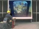 Caterpillar virtual trainer excavator