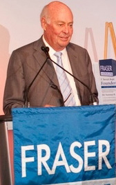 Norm Keevil, chairman, Teck Resources