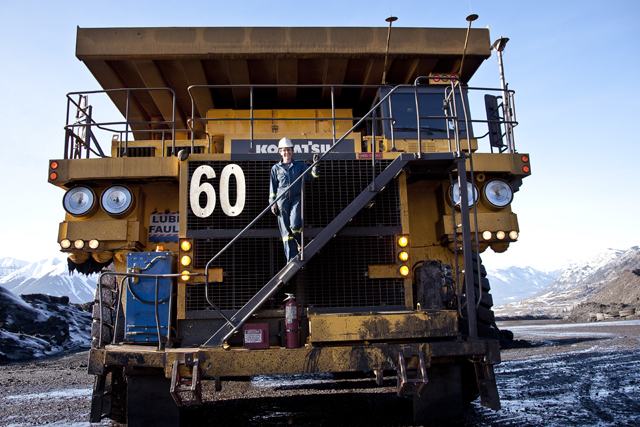 Workflow and inventory control is now integrated at Teck Coal's six mines.