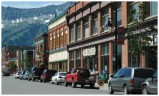 The town of Fernie, B.C.