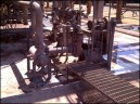 Fifty-two-year-old slurry pump at alumina plant.