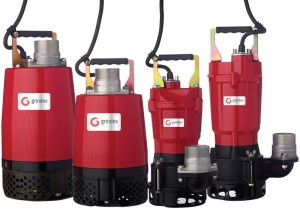 The new line of Primo pumps from Grindex.