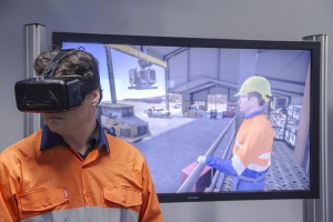 Immersive Technologies' virtual reality training solution, the easily portable WorksiteVR, focuses on high learner retention, accelerated learning, safe learning environments.