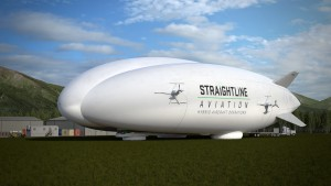 The Hybrid Airship promises safe and affordable delivery of personnel and cargo to the remotest locations.