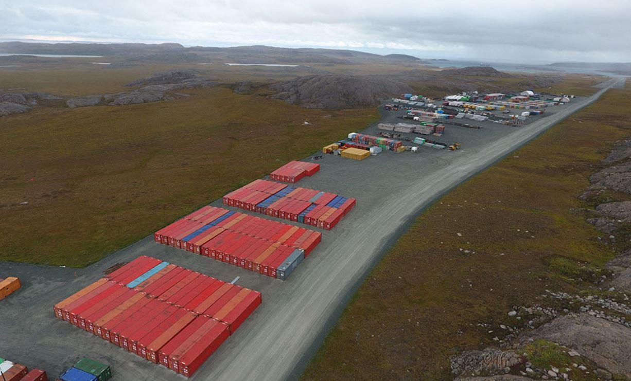 Gold Gekko Achieves Milestone At Tmac S Hope Bay