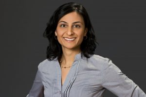 New CMJ editor, Alisha Hiyate.