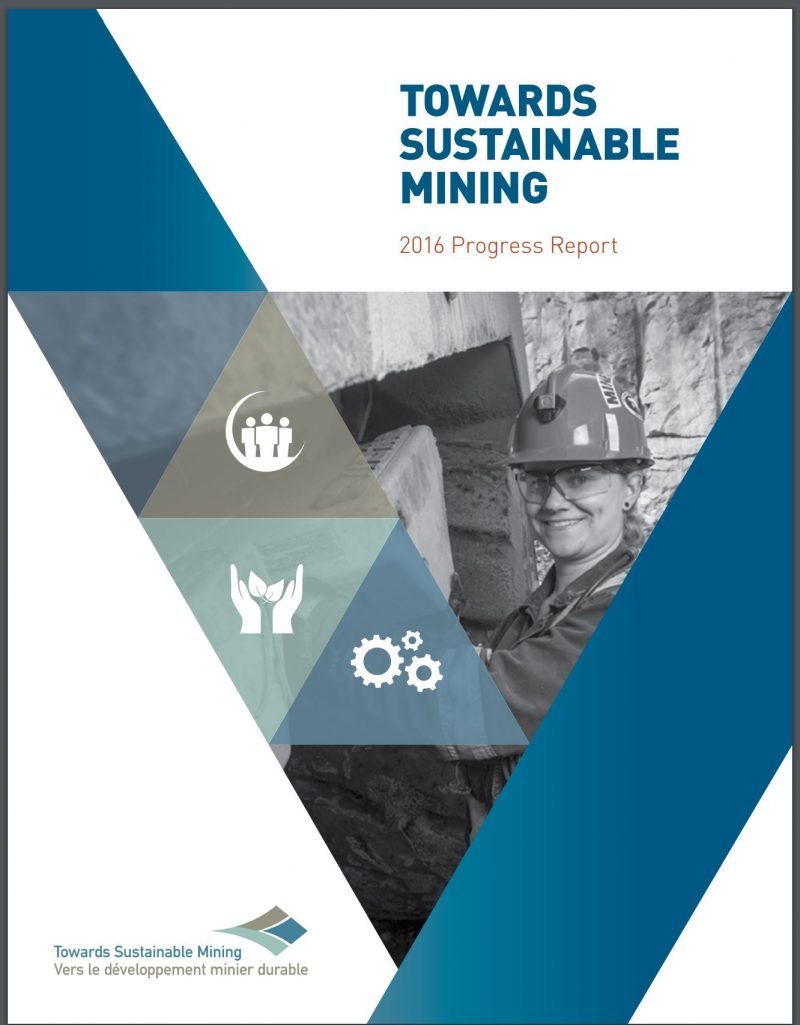 Technology Management Image: REPORT: MAC Releases Sustainability Results