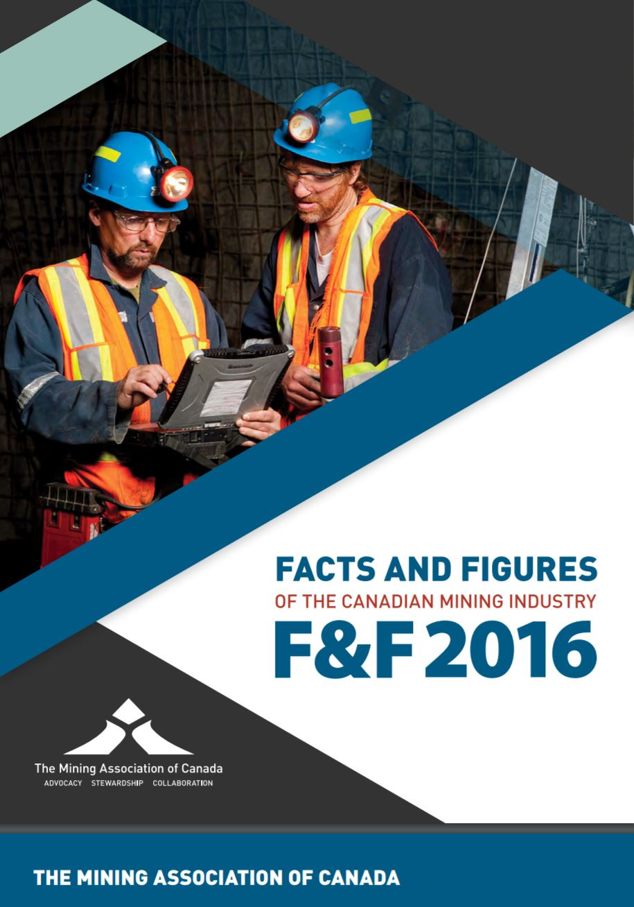 FACTS & FIGURES: Return to optimism put Canadian mining at crossroads - Canadian Mining ...