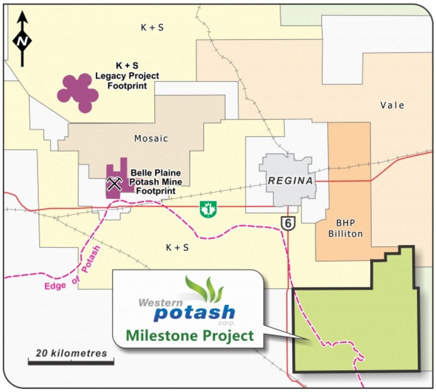 Western Potash Aktie