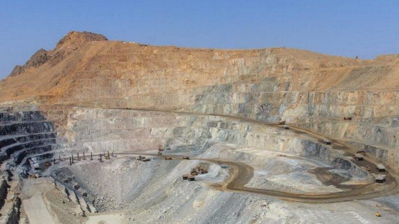 Centamin's Sukari gold mine in southeastern Egypt. Credit: Centamin.