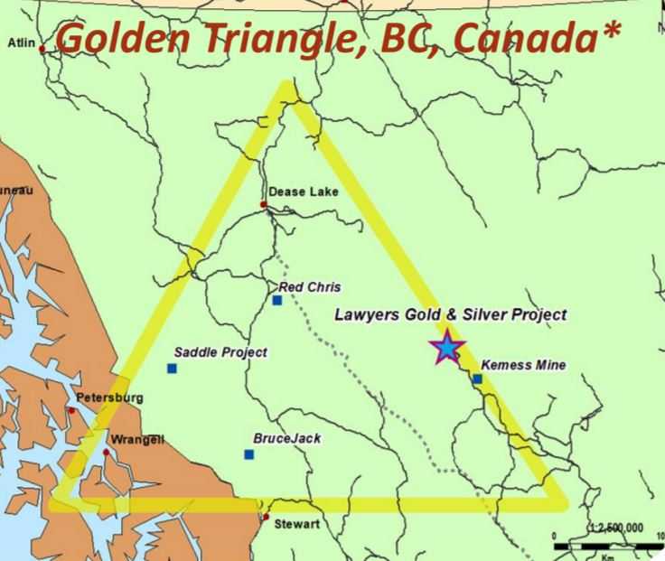 GOLD-SILVER: Benchmark drills 52 g/t Au and 846 g/t Ag over 3 metres