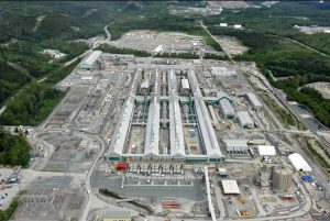 ALUMINUM: Rio's BC Works smelter ASI certified - Canadian