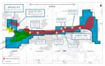 The Sandy Lake gold belt in northwestern Ontario. Credit: Treasury Metals
