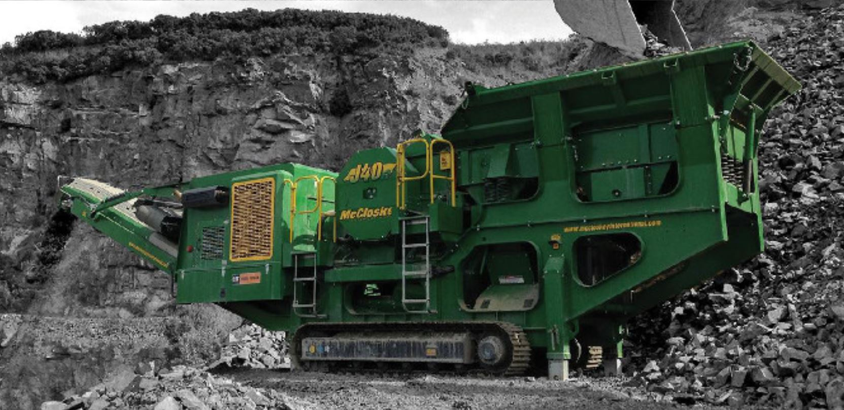 CRUSHING & SCREENING: Metso grows aggregates business with