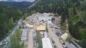 The site of the Bralorne gold mine. (Image: Avino Silver and Gold Mines)