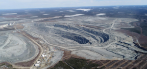 The Detour Lake mine site Credit: Detour Gold