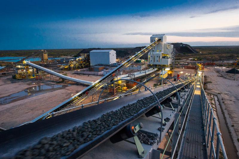Lucara Diamond's Karowe mine in Botswana. Credit: Lucara Diamond