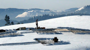 Sego Drilling at Miner Mountain Credit: Sego Resources