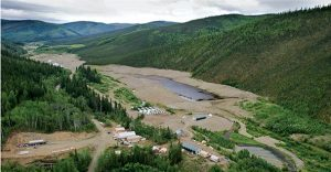 The White Gold project in the Yukon Credit: White Gold