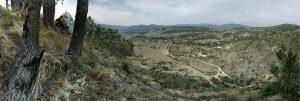 Top: Almaden Minerals' Ixtaca project, in Puebla state. Credit: Almaden Minerals