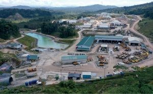 Lundin Gold's Fruta del Norte mine in Ecuador. Credit: Lundin Gold