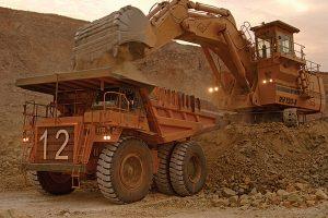 Mining at Sadiola Credit: Iamgold