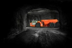 Sandvik TH551i model truck Credit: Sandvik