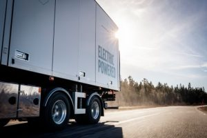 Volvo electric truck Credit: Volvo Trucks