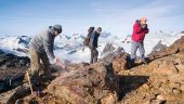 Prospecting at Nickel Mountain Credit: Garibaldi Resources