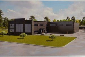 New Bend & Band facility Credit: Metso
