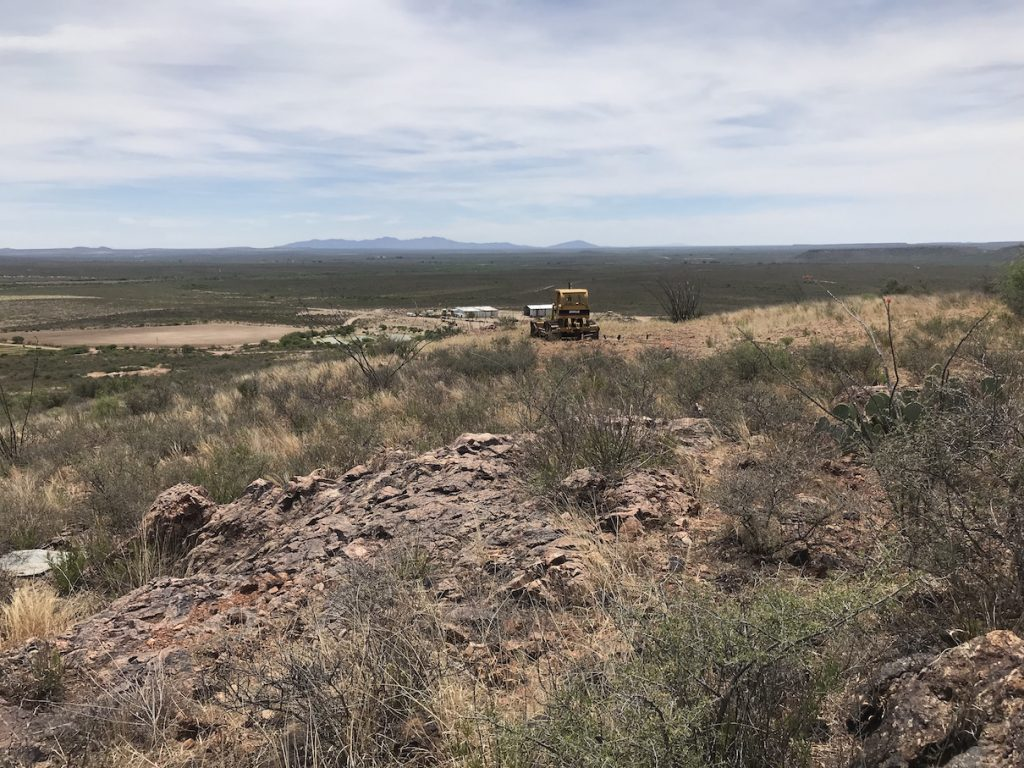 Discovery Metals' Cordero silver project in Chihuahua state, Mexico. Credit: Discovery Metals