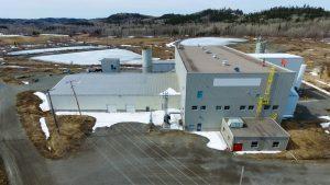 First Cobalt's Ontario refinery. Credit: First Cobalt