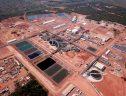 Eurasian Resources Group's Metalkol hydrometallurgical facility Credit: ERG