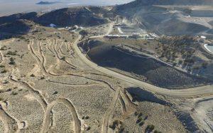 Mineral Ridge project Credit: Scorpio Gold