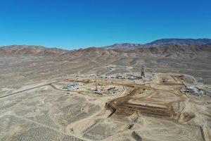 Pumpkin Hollow project Credit: Nevada Copper