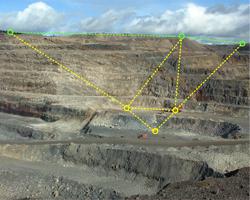 Open pit communication Credit: Ambra