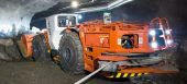 Electric loader Credit: Sandvik