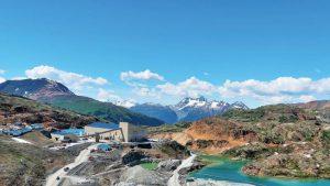Brucejack gold mine Credit: Pretium