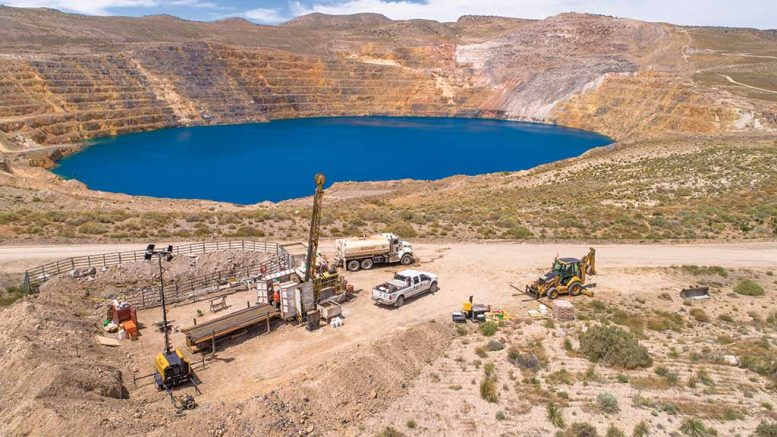 Cove gold property in Nevada Credit: Premier Gold Mines