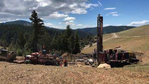Drilling at DeLamar Credit: Integra Resources