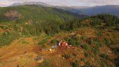 Eskay Creek gold project Credit: Skeena
