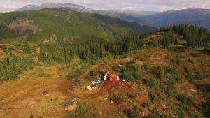 Eskay Creek gold project Credit: Skeena