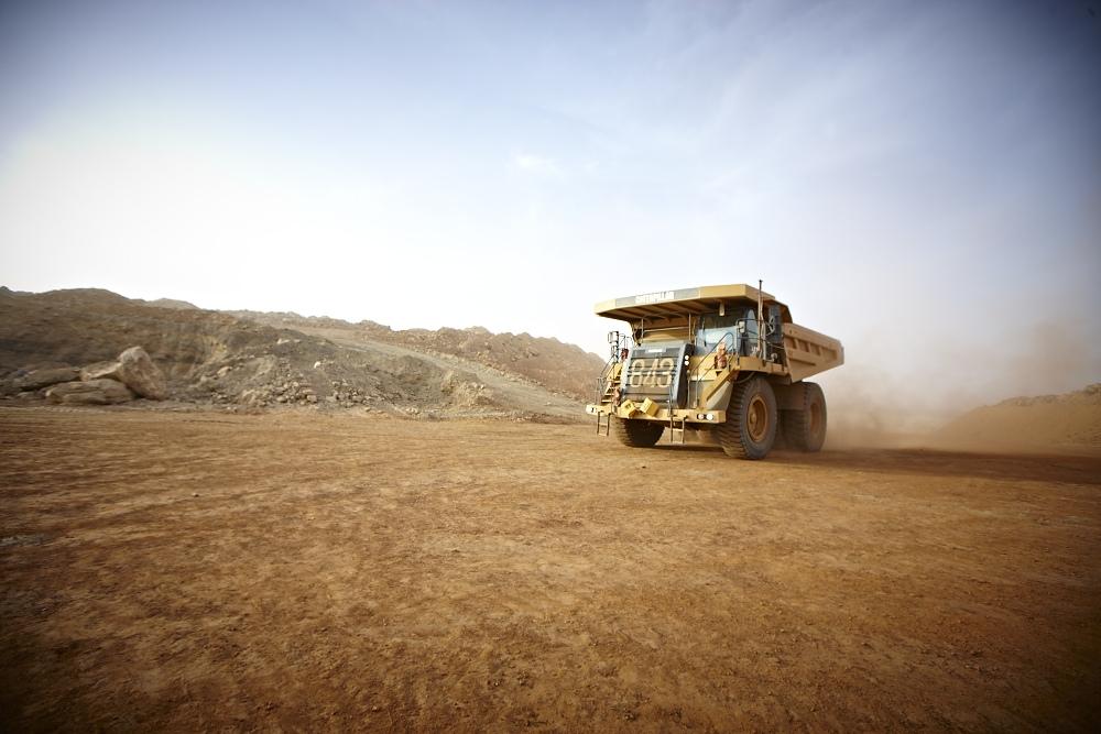 At Iamgold's Essakane gold mine, in Burkina Faso. Credit: Iamgold