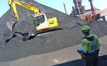 Qube bulk cargo Credit: RCT