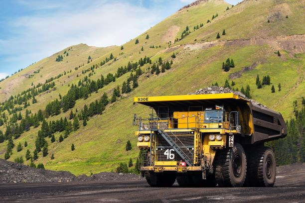 Teck's Fording River metallurgical coal operation in B.C.