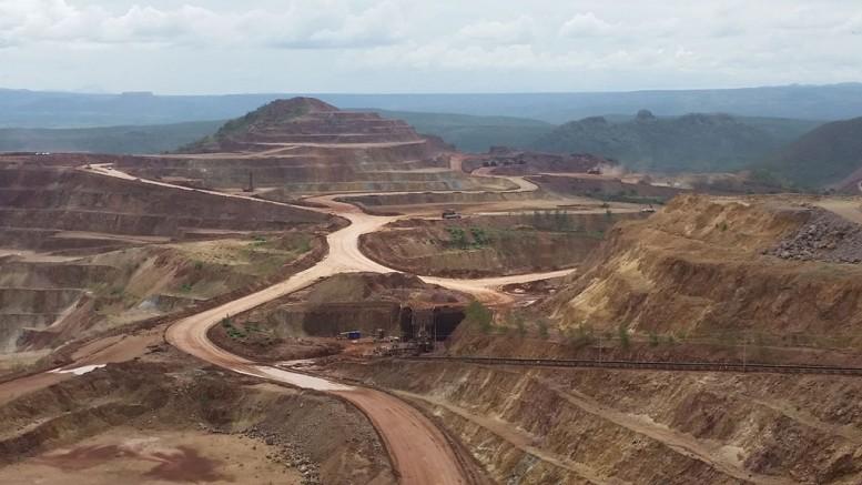 Argonaut Gold's El Castillo gold mine in Mexico Credit: Argonaut Gold
