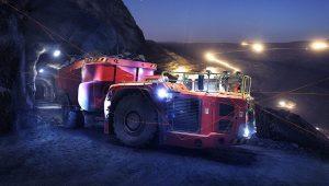 Automine for trucks Credit: Sandvik