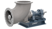Axial Flow Pump Credit: Wehr