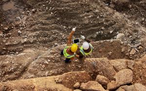 Mine safety monitoring Credit: IDS Georadar